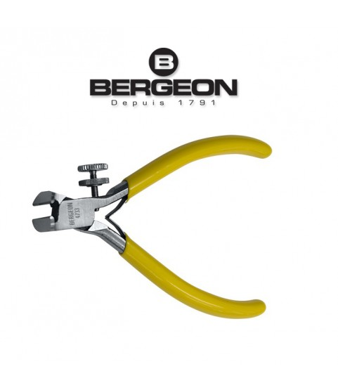 Bergeon 4733 cannon tightener top cutter watchmakers 120 mm