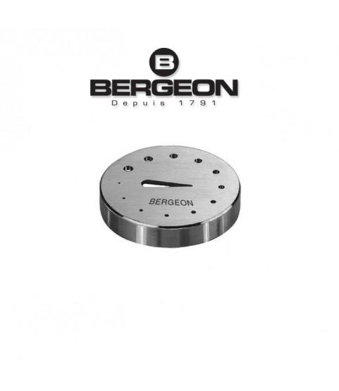 Bergeon 30106 tools with holes to adjust balances 35mm