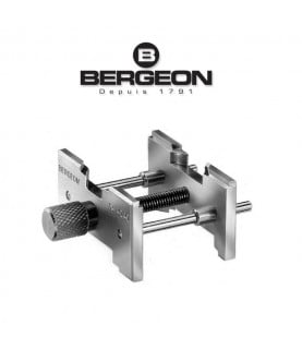 Bergeon 4040 Extensible and reversible watch movement holder Swiss