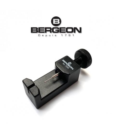 Bergeon 7230 watch bracelet pin remover link