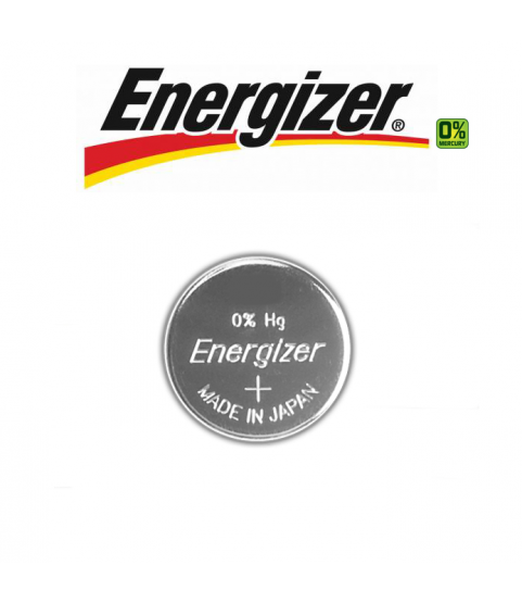 Energizer 317 SR62/SR516SW watch batteries with silver oxides