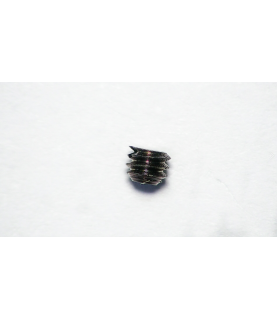 Fixing cylinder screw for watchmaker screwdrivers M2x​1.5