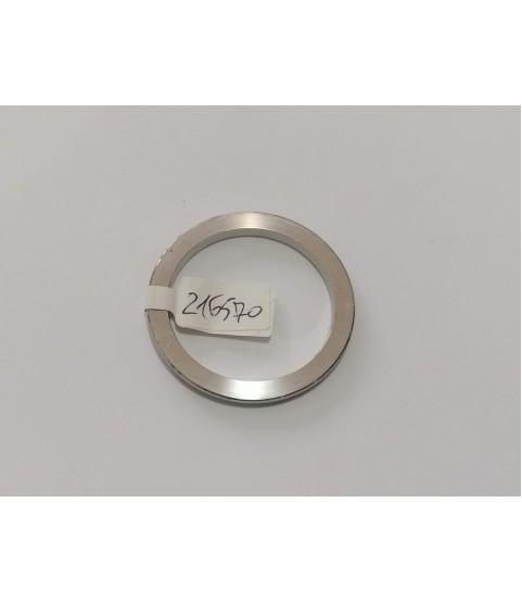 Rolex Explorer II 216570 stainless steel watch bezel 42mm