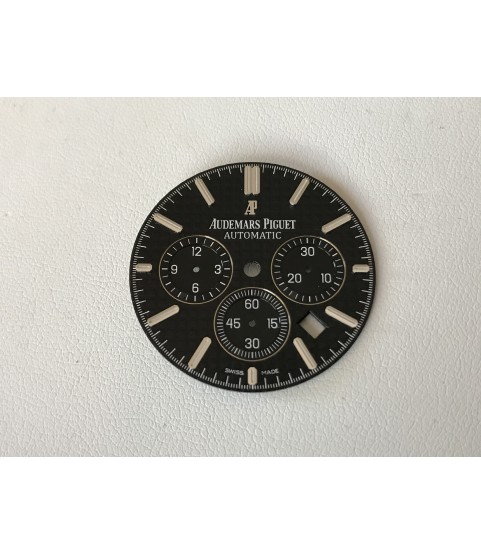 Audemars Piguet 26320 chronograph black dial