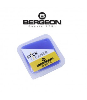 Bergeon 7007-C stick cleaner for adhesive swaps