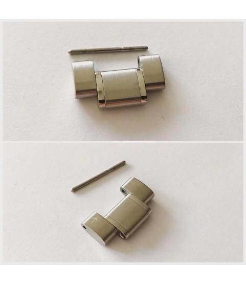 Omega bracelet steel link 18mm