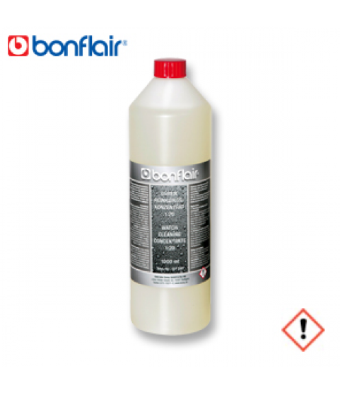 Bonflair watch cleaning concentrate 1:20 for ultrasonic bath