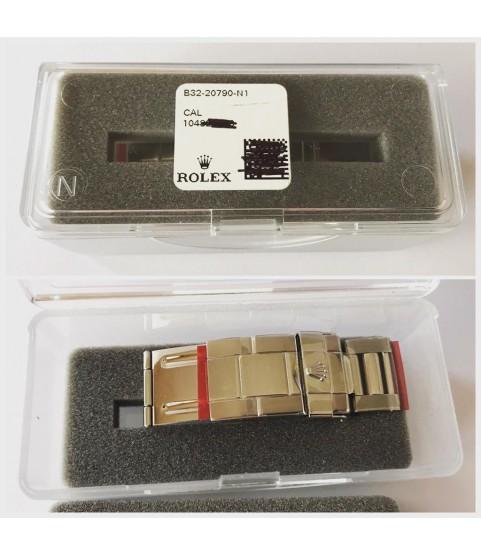 New Rolex Daytona 16520, 116520 clasp bracelet B32-20790-N1 78390A-20