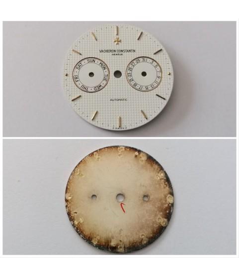 New Vacheron Constantin watch 47008 white dial