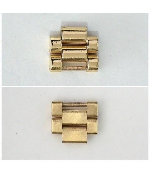 Rolex Datejust 18k yellow gold bracelet link 69138, 69178