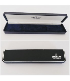 Tissot Quartz retro watch box (blue)