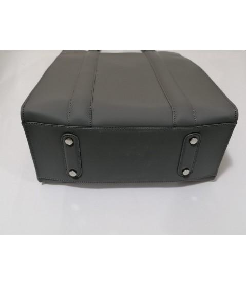 Richard Miller leather matte grey bag