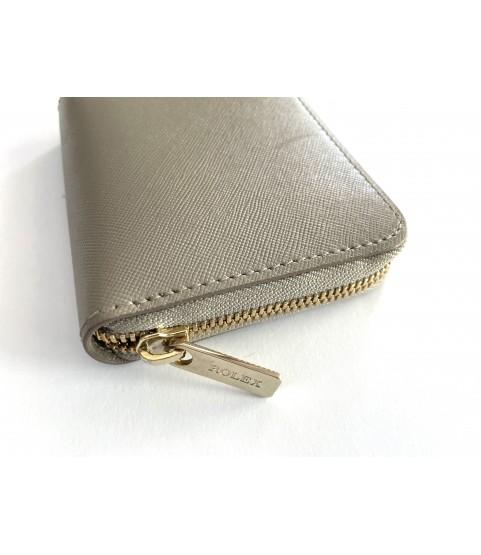 Women's small Rolex wallet