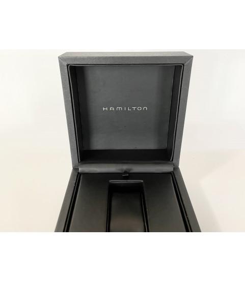 Hamilton watch box