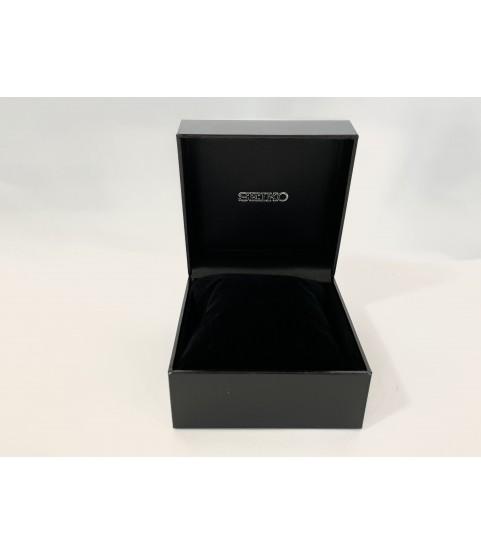 Seiko watch black box