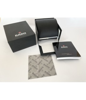Rado watch box with booklet