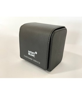 Montblanc leather travel box