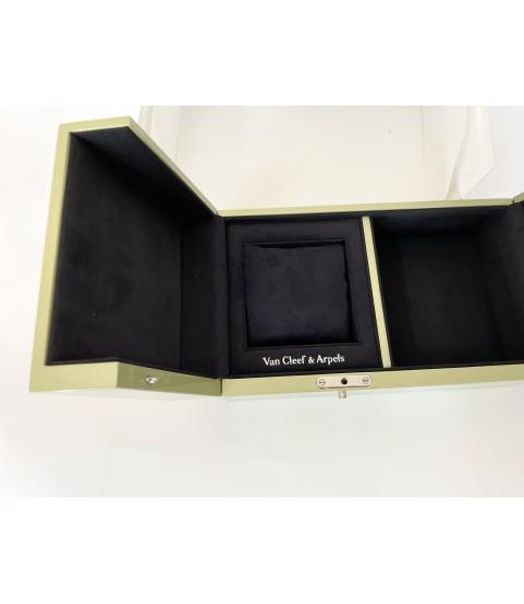 Van Cleef & Arpels rare big watch box