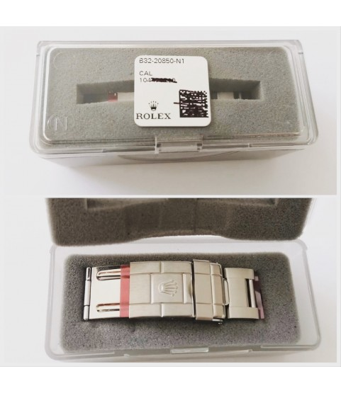 New Rolex 16570,16700, 16710 steel bracelet clasp 78790A B32-20850-N1 CP12