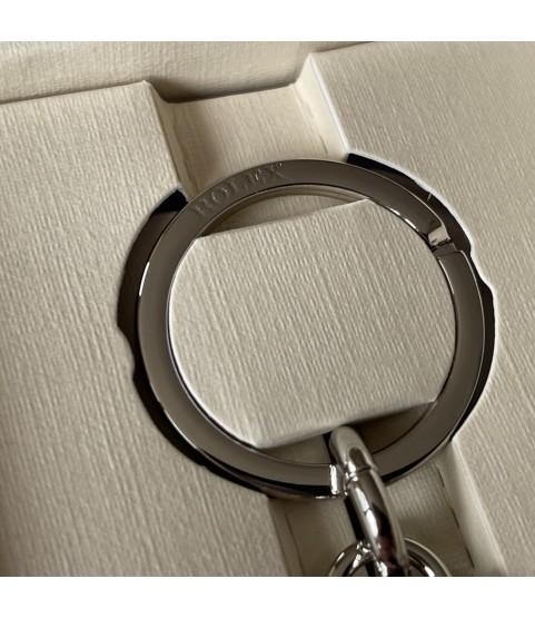 New Rolex keychain steel crown