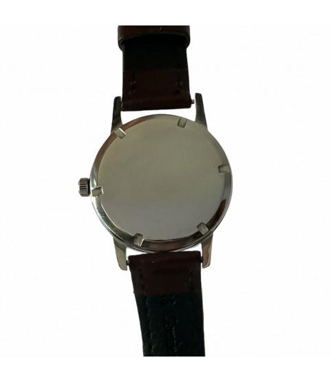 Vintage Zenith men's watch stainless steel 33mm 2532