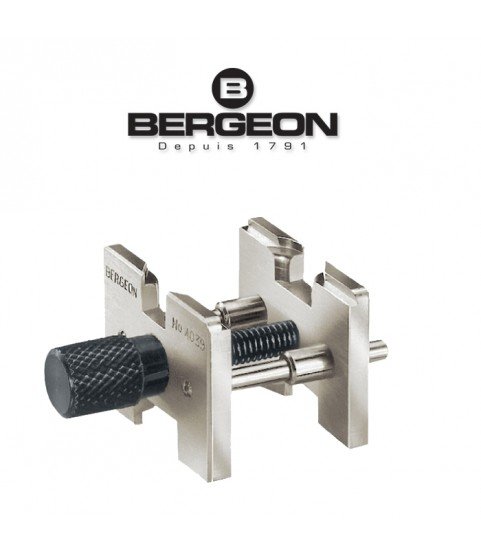 Bergeon 4039 extensible and reversible watch movement holder