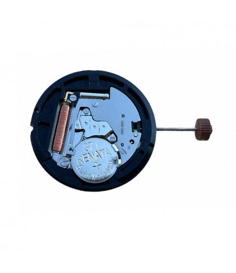 Ronda 513 quartz movement 11 1/2 (25.6mm) x 3mm thick