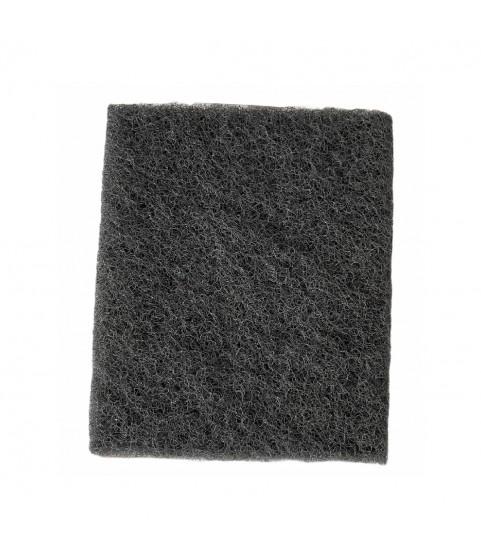 Scotch-Brite 3M polishing abrasive K 600 fleece for cleaning and polishing on metal ice matte finish