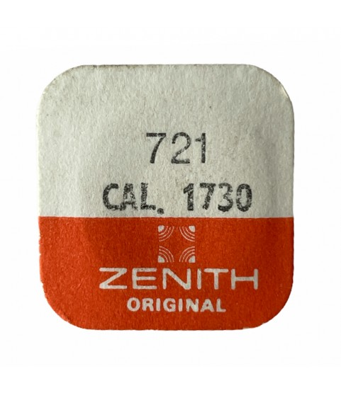 Zenith/Movado 1730 balance complete part 721