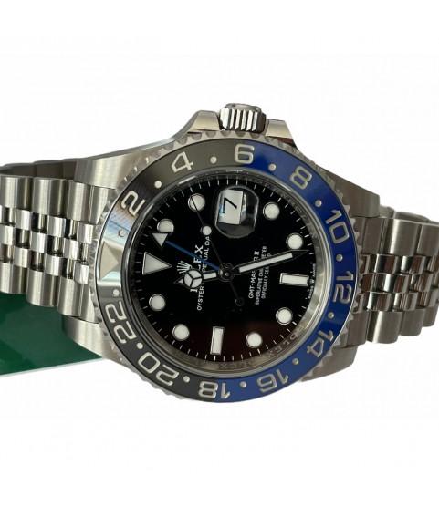 Rolex GMT Master II 126710BLNR Batman men's watch 2020