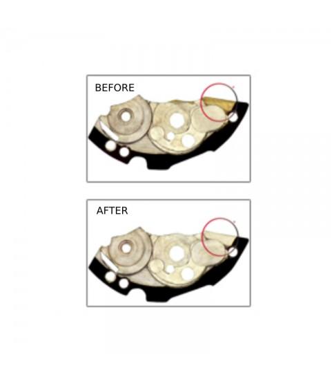 Boley Magic-Rhodium serves for the repair of rhodium-plated surfaces 15 ml