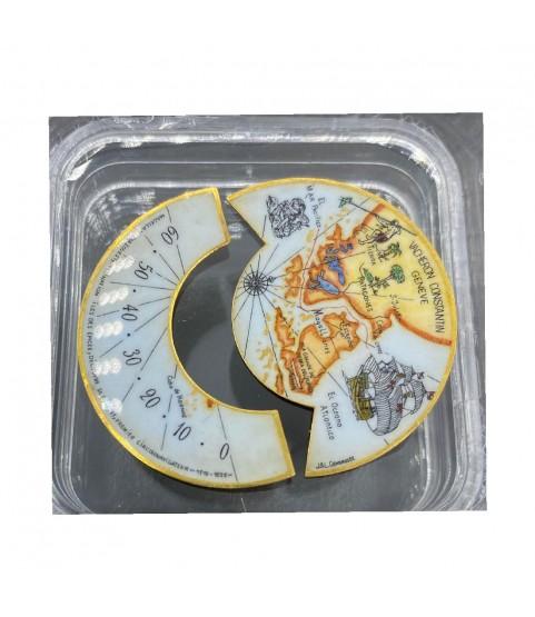 Rare Vacheron Constantin Métiers d'Art Tribute 47070 enamel dial