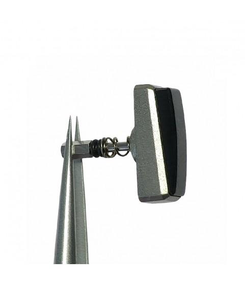 New Audemars Piguet 26400 Royal Oak Offshore steel push chronograph button 2 o'clock