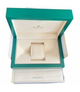 Rolex watch green box case 39139.04