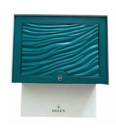 Rolex green watch box 39141.08 Oyster L