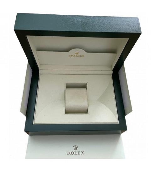Rolex green watch box 39141.08