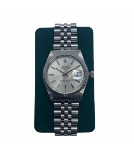 Rolex Datejust 16030 automatic stainless steel men's watch 80s