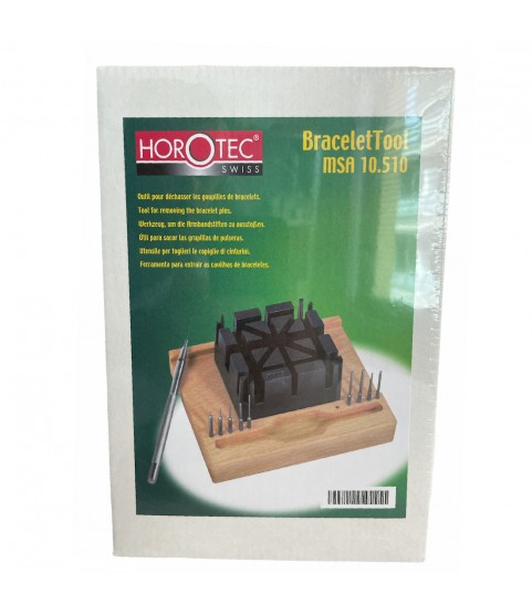 Horotec MSA 10.510 tool for removing the bracelet with 10 pins