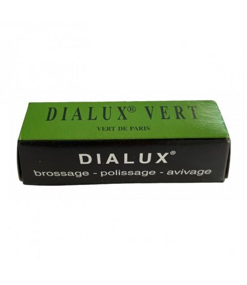 DIALUX green compound polishing paste for chrome, cobalt chrome, titanium