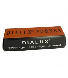DIALUX orange compound polishing paste for brushing or pre-polishing