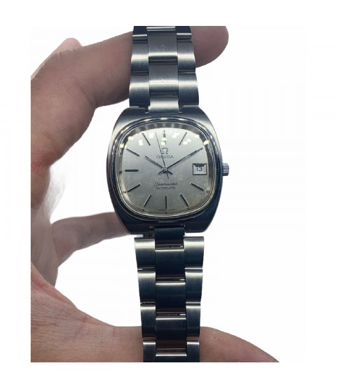 Vintage Omega Seamaster automatic men's watch 166.0207 cal. 1012