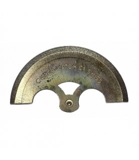 Omega 710, 711 oscillating weight automatic rotor part