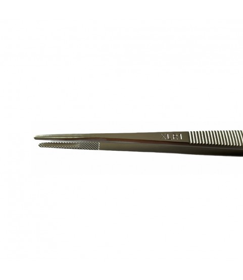 Boley diamond stainless steel tweezers with core, groove and locking system for gemstones