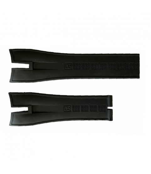 Roger Dubuis EX45/M silicone rubber watch strap 22.3 mm