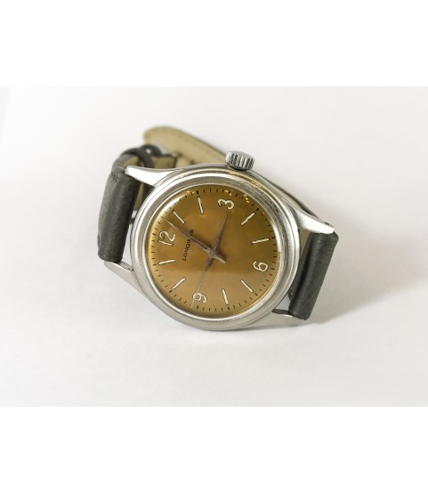 Vintage Longines Men' Watch Military Style 1940s