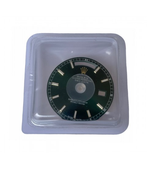 Rolex Day-Date green dial for 118138, 118208, 118238, 118338, 118348, 118388, 118398BR
