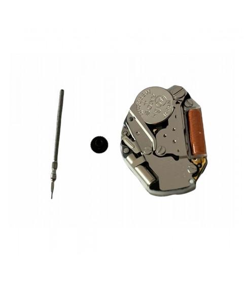 Miyota 2039 6 3/4x8 SC H3= 1.90 quartz Japanese movement