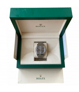 Rolex Oyster Perpetual 114300 stainless steel men's watch 2019