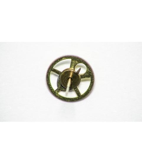 Landeron cal 187 chronograph runner wheel, mounted part 8000