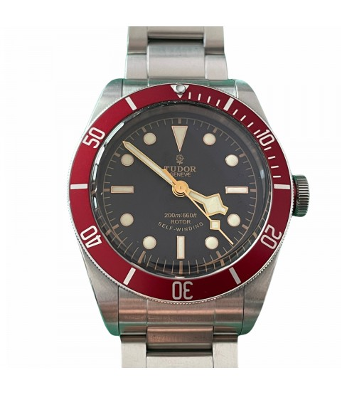 Tudor Black Bay Heritage 79230R 41mm stainless steel watch